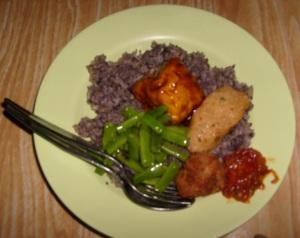 Nasi Kalong blur