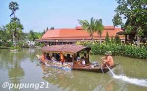 Ayyuthaya Floating Market